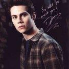 "Dylan O'Brien (Teen Wolf/ The Maze Runner) 8 x 10"" Autographed Photo - (Reprint:1416)"