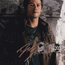 "Dylan O'Brien 8 x 10"" Autographed Photo Teen Wolf / The Maze Runner / High Road (Reprint:1418)"
