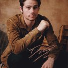 "Dylan O'Brien (Teen Wolf/ The Maze Runner) 8 x 10"" Autographed Photo - (Ref:1420)"
