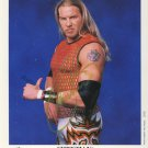 "Christian WWF / WWE Wrestler 8 x 10"" Autographed Photo (Reprint :1432)"
