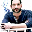 "Tom Ellis (Lucifer) 8 x 10"" Autographed Photo - (Ref:1438)"