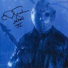 "C.J Graham (Friday The 13th Part 6: Jason Lives) 8 x 10"" Autographed Photo - (Reprint:1443) FREE P+P"