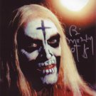 "Bill Moseley Otis Driftwood 8 x 10"" Autographed Photo House Of 1000 Corpses  - (Reprint:1448)"