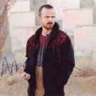 """Aaron Paul- Breaking Bad  8 x 10"""" Autographed Photo - (Ref:1459)"""
