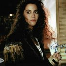 "Jami Gertz The Lost Boys 8 x 10"" Autographed Photo - (Ref:1478)"