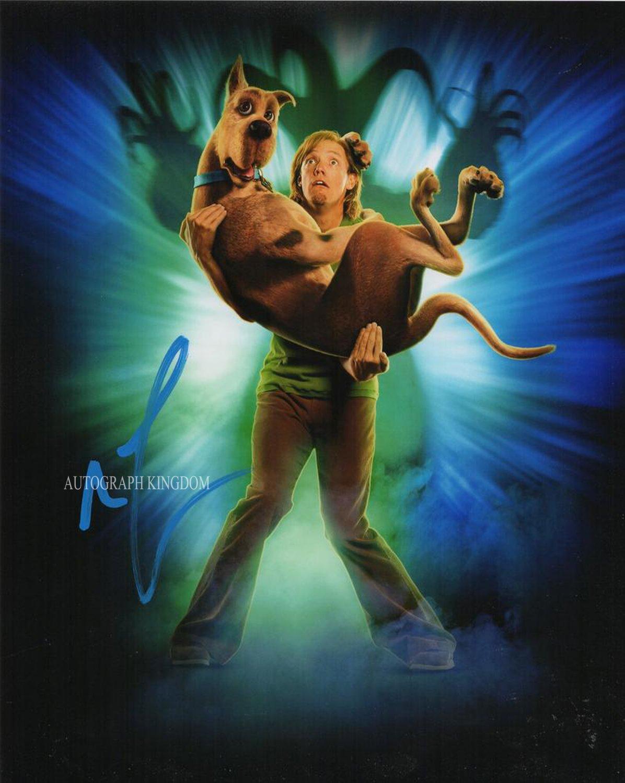 "Matthew Lillard (Shaggy: Scooby Doo Movies) 8 x 10"" Autographed Photo (Reprint:1486) FREE SHIPPING"