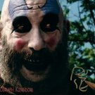 "Sid Haig (Captain Spaulding: House of 1,000 Corpses) 8 x 10"" Autographed Photo (Reprint :1492)"