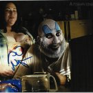 "Sid Haig Captain Spaulding 8 x 10"" Autographed Photo (Reprint:1495) FREE SHIPPING"