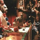 """Sid Haig Captain Spaulding  8 x 10"""" Autographed / Signed Glossy Photo Print - (Ref:1496)"""