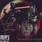 """David Prowse (Dark Vader: Star Wars) 8 x 10"""" Autographed Photo (Reprint :1486) Great Gift Idea!"""