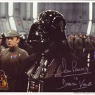 "David Prowse (Dark Vader: Star Wars) 8 x 10"" Autographed Photo (Reprint :1487)"