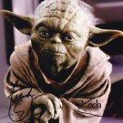 "Frank Oz (Yoda: Star Wars) 8 x 10"" Autographed Photo (Reprint :1489) ideal for Birthdays & X-mas"