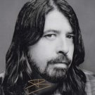 "The Foo Fighters Dave Grohl 8 x 10"" Autographed /Signed Glossy Photo Print (Reprint Ref:1497)"