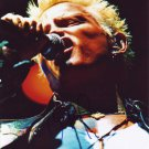 "Billy Idol 8 x 10"" Autographed /Signed Glossy Photo Print (Reprint Ref:1504)"