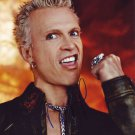 """Billy Idol 8 x 10"""" Autographed /Signed Glossy Photo Print (Reprint Ref:1505)"""