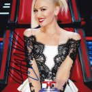 "Gwen Stefani / No Doubt 8 x 10"" Autographed /Signed Glossy Photo Print (Reprint Ref:1510)"