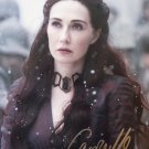 "Carice Van Houten Game of Thrones  8 x 10"" signed/ autographed glossy photo print - (Ref:1523)"