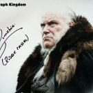 "Ron Donachie Game of Thrones 8 x 10"" Autographed Photo (Reprint 1525) ideal for Birthdays & X-mas"