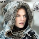 "Rose Leslie Game of Thrones 8 x 10"" Autographed Photo (Reprint :1530) ideal for Birthdays & X-mas"