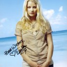 "Emilie DeRavin (Once Upon A Time / Remember Me) 8 x 10"" Autographed Photo (Reprint: 1537)"