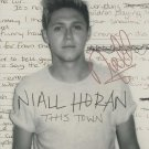 "Niall Horan - One Direction 8 x 10"" Autographed Photo (Reprint:1552) Ideal for Birthdays & Xmas"