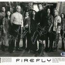 Firefly (Cast x 9) Tudyk, Staite, Glau, Torres, Baldwin, Fillion, Mayher Autographed Photo (Ref:804)