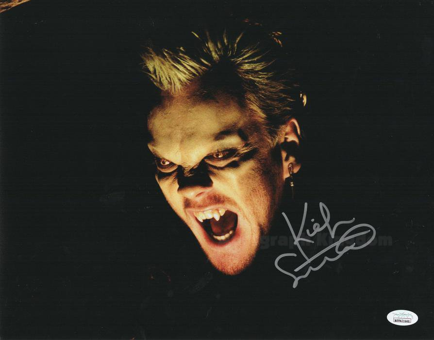 "Kiefer Sutherland 8 x 10"" Autographed Photo  (Reprint :1585) 24, A Few Good Men, The Lost Boys"