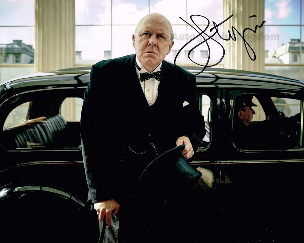 "John Lithgow Dexter, 3rd Rock From The Sun, The Crown  8 x 10"" Autographed Photo (Reprint Ref:1572)"