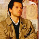 Misha Collins / Supernatural Autographed Photo - REPRINT (Ref:1588)
