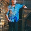 """Jensen Ackles / Dean Winchester (Supernatural) 8 x 10"""" Autographed Photo (Reprint :1598) FREE P+P"""