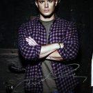 """Jensen Ackles / Dean Winchester (Supernatural) 8 x 10"""" Autographed Photo - (Reprint:1602)"""