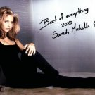 "Sarah Michelle Gellar Buffy The Vampire Slayer 8 x 10"" Autographed Photo -(Reprint:1606)"
