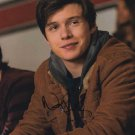 "Nick Robinson Love Simon, Jurassic World  8 x 10""autographed photo (Reprint Ref:1609)"