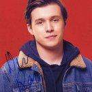 "Nick Robinson Love Simon, Jurassic World  8 x 10""autographed photo (Reprint Ref:1614)"