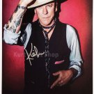 "Kiefer Sutherland 8 x 10"" Autographed Photo Young Guns, The Lost Boys (Reprint:1655)"