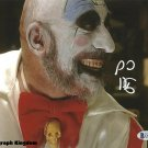 """Sid Haig The Devils Rejects, House of 1000 Corpses 8 x 10"""" Autographed Print - (Reprint:1642)"""