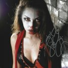 """Bloody Undead Bride Su Yung Impact Wrestling 8 x 10"""" Autographed Photo (Reprint 1647)"""