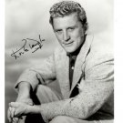 Vintage Kirk Douglas (1916 - 2020) American Actor 8 X 10 Autographed Photo (Reprint: 1650)