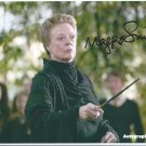"Maggie Smith  8 x 10"" Autographed Photo Harry Potter, Downtown Abbey (Reprint:1664)"