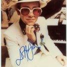 "Elton John 8 x 10"" Autographed Photo (Reprint:1653)"