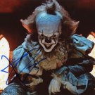 "Bill Skarsgård Pennywise The Dancing Clown 8 x 10"" Autographed Photo -(Reprint:1672)"