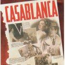 Casablanca 1942 Vintage Movie Poster | Wall Deco | Bedroom Poster | Rare Movie Posters
