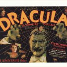 Dracula 1931 Vintage Movie Poster | Wall Deco | Bedroom Poster