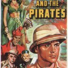 Terry & The Pirates 1940 Vintage Movie Poster | Wall Deco | Bedroom Poster