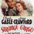 Strange Cargo (Movie) 1940 Vintage Movie Poster   Wall Deco   Bedroom Poster