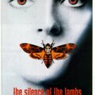 Silence of The Lambs 1991 Vintage Movie Poster   Wall Deco   Bedroom Poster  Rare Movie Poster