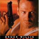 Bruce Willis Die Hard 1988 Vintage Movie Poster   Wall Deco   Bedroom Poster  Rare Movie Poster