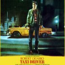 Taxi Driver (Movie) 1976 Vintage Movie Poster | Wall Deco | Bedroom Poster | Rare Movie Posters
