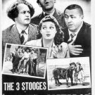 Three Stooges (Movie) 1942 Vintage Movie Poster | Wall Deco | Bedroom Poster | Rare Movie Posters
