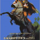 Birth of A Nation 1915 Vintage Movie Poster   Wall Deco   Bedroom Poster   Rare Movie Posters
